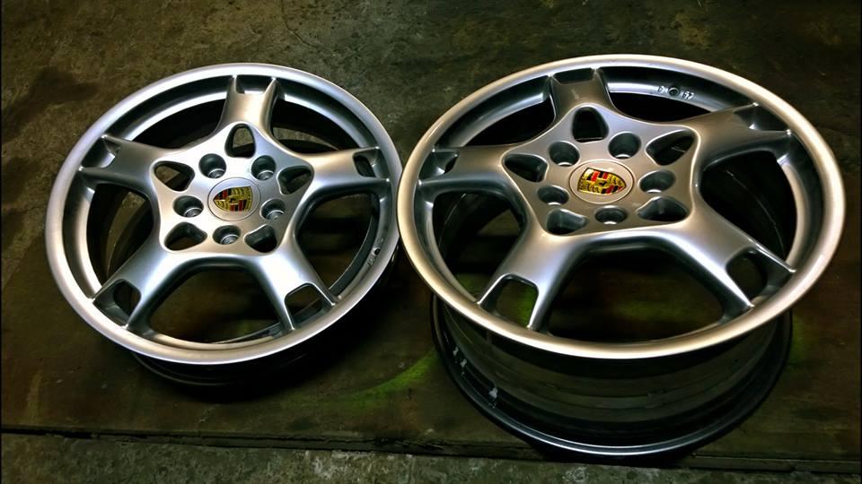 widening steel and alloy wheels  aluminium fuel tanks